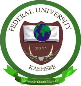 Federal University, Kashere Post UTME Screening Form - 2016/2017