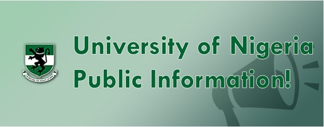 UNN Postgraduate Online Registration