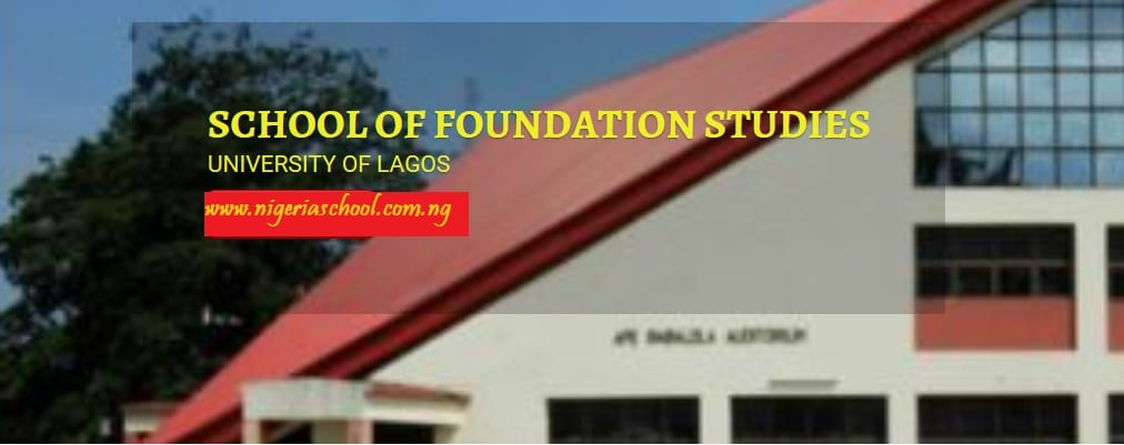 unilag foundation supplementary list