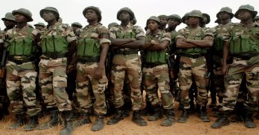 Nigerian Army examination in Jigawa