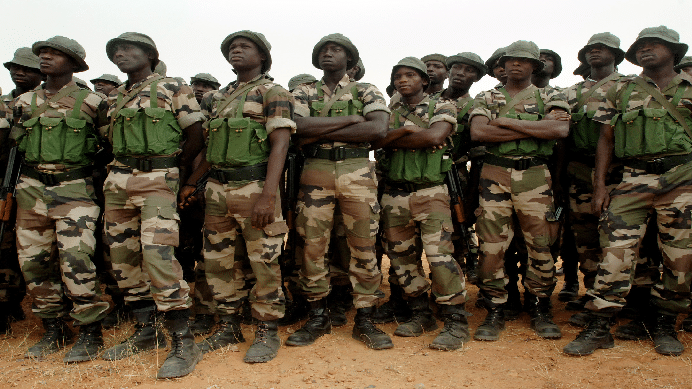 2,780 candidates sat for Nigerian Army examination in Jigawa State