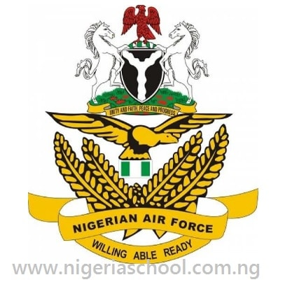 Nigerian Air Force Secondary School forms