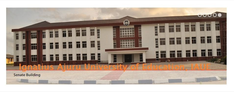 IAUE Post UTME Form