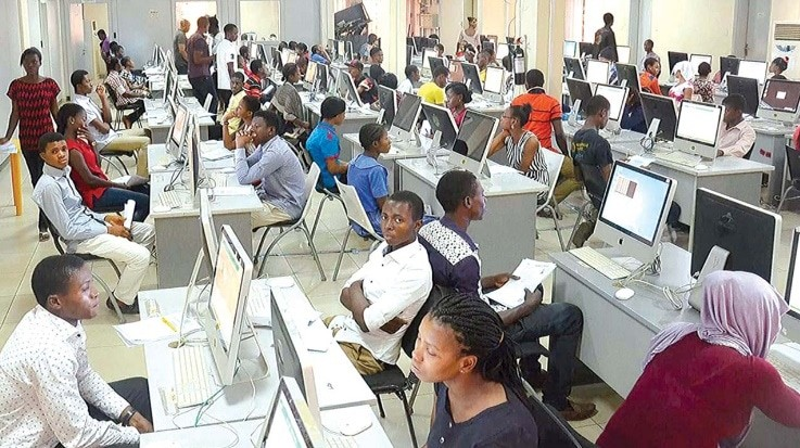Reprinting of JAMB Exam Slip