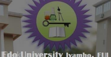 edo university iyamho, eui