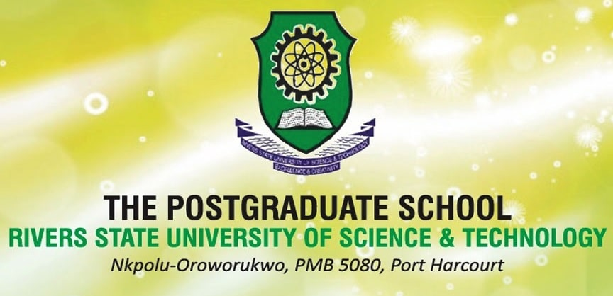 RSU postgraduate admission form