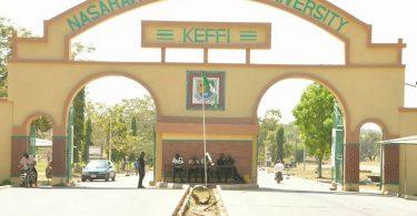 nasarawa state university, keffi, nsuk