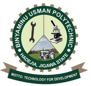 Binyaminu Usman Polytechnic, bupoly admission list