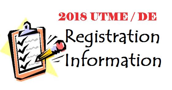 JAMB Registration 2018/2019 Form