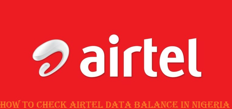 how to check your Airtel Data Balance (in Nigeria)