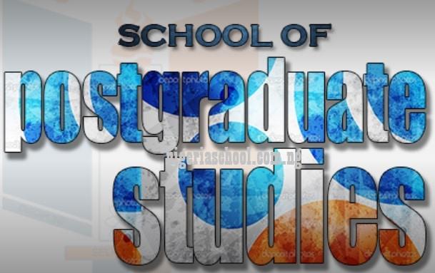 UNIZIK school of postgraduate studies