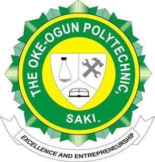 The Oke-Ogun Polytechnic, Saki post utme form