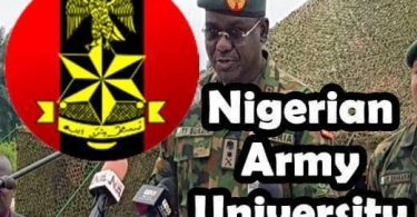 Nigeria Army University, nau