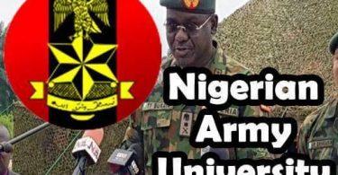 Nigeria Army University, nau