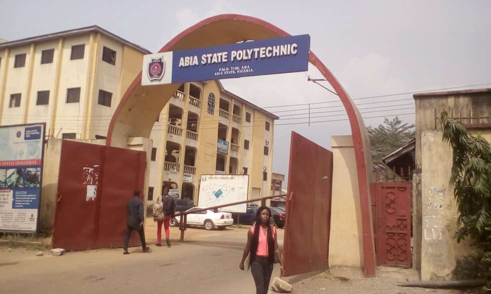 Abia Poly Admission List