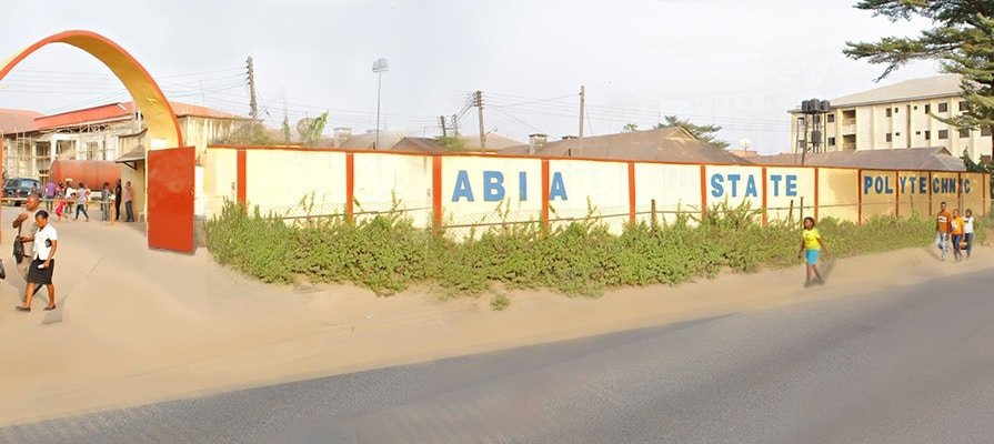 Abia Poly post UTME form