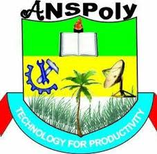 Anambra State Polytechnic admission form