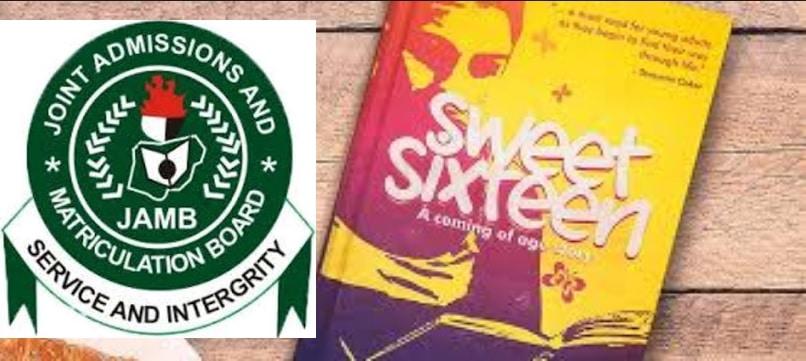 sweet sixteen jamb novel summary