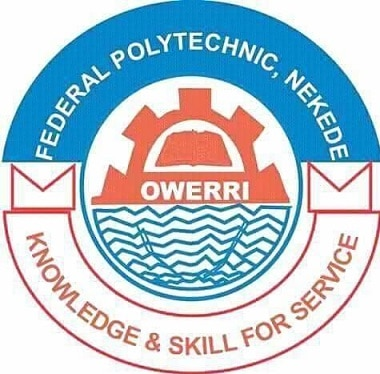federal poly nekede nd morning admission list