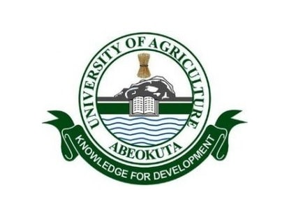funaab part time form