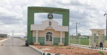 Plateau State University, plasu