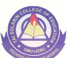 Tai Solarin College of Education (TASCE)