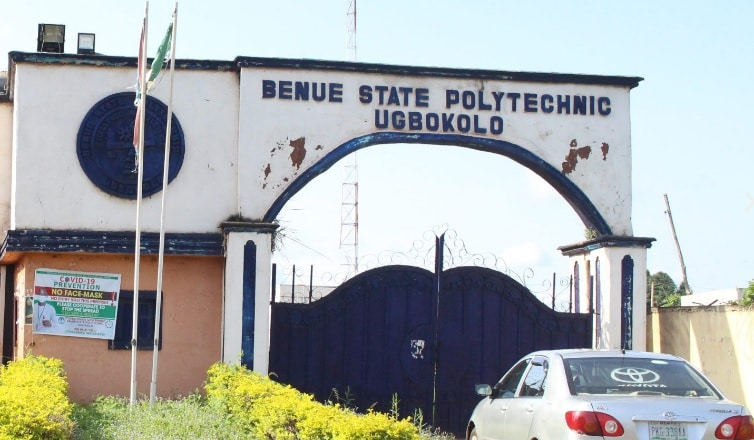 Benue State Polytechnic ND Admission List