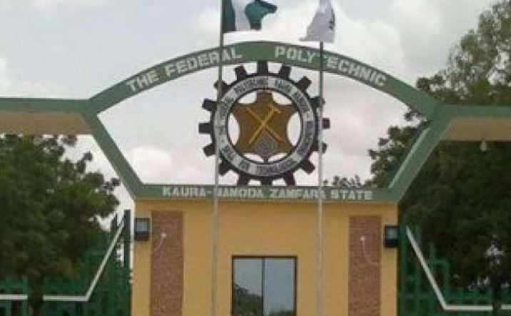 Federal Polytechnic Kaura ND Full-Time Admission List