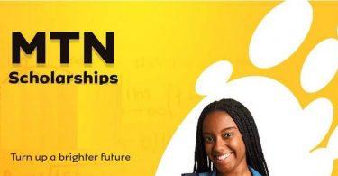 mtn foundation scholarships